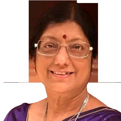 president Dr. Sudha Prasad
