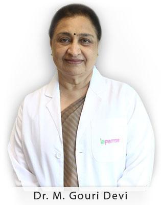 president Dr. M. Gouri Devi